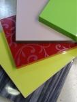 Фасады и плиты HPL (пластик)