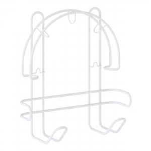 Держатель для шланги пылесоса (310х330х150 мм), белый